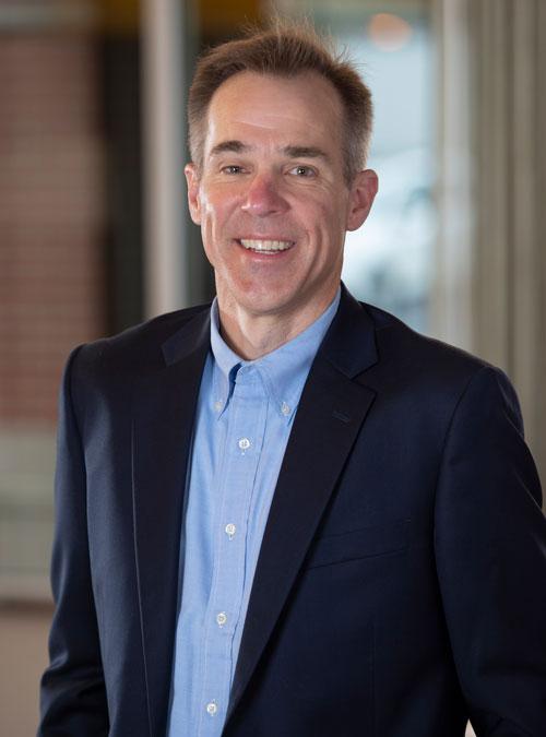 Headshot of Patrick Fox, Managing Partner, New Engery Capital